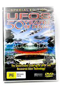 UFOS 50 Years of Denial Special Edition Documentary