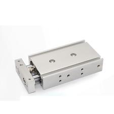 SMC CXSM6-40 Double Rod Guided Air Cylinder,Dual Rod Slide Unit, 6mm Bore Dia ✦K