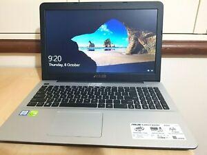 ASUS A555UJ-XO233R i7 -6500U 2.50GHz 12GB RAM 240GB SSD Laptop-Like new
