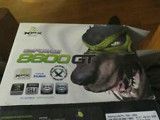 XFX NVIDIA GeForce 8600 GT 256MB GDDR3 SDRAM PCI Express with box