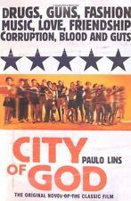 City of God,Paulo Lins, Alison Entrekin