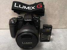 Panasonic Lumix DMC-G80 DMC-G85 Mirrorless with 12-60mm - Low 779 shutter count