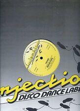 MOVIETONE fever 12INCH 45 RPM HOLLAND 1982 EX INJECTION REC