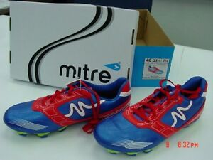 NWT NIB Mens Athletic Cleats Mitre New Sport Shoes