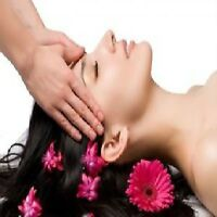 D092 TEACH YOURSELF INDIAN HEAD MASSAGE, HOW TO, INSTRUCTIONAL DVD