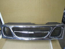 Saab front car truck grilles ebay saab 9 5 saab 9 5 99 01 1999 2001 grille with emblem oe sciox Image collections