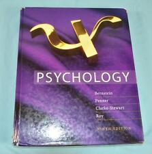 PSY 113 General Psychology: Psychology 9th Edition Hardcover)