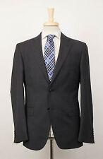 New. CERRUTI 1881 Gray Wool 2 Button Suit Size 52/42 R Drop 7 $795