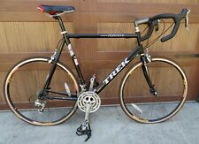 TREK BICYCLE 2200 ALPHA SL SERIES (1999) CARBON FORK SPECIALIZED SEAT SIZE 63