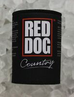 Red Dog Stubby Holder Neoprene + Free Red Dog Australia Bumper Sticker