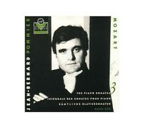 Mozart Piano Sonatas Vol. III 3 - JEAN BERNARD POMMIER - 9 TRACK MUSIC CD - F477