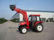 Allrad Traktor YTO MF-504C  Frontlader & 4 in1 Klappschaufel Allradtraktor