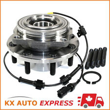 FRONT WHEEL BEARING & HUB FOR FORD F350 SUPER DUTY 2005 2006 2007 4WD DRW