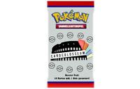 Pokemon - 10 Karten + Seltene Holo/Reverse - Cardcolosseum Booster! - Deutsch