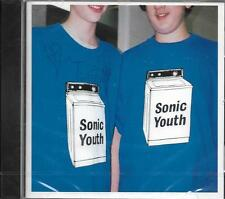 CD 11T SONIC YOUTH WASHING MACHINE 1995 NEUF SCELLE EUROPE