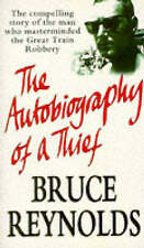 The Autobiography of a Thief, Reynolds, Bruce | Paperback Book | Good | 97805521