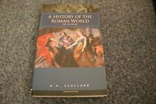 A History of the Roman World 753-146 BC - by H.H. Scullard textbook, university