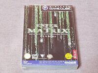 Ultra Rare Sealed Nintendo Gamecube Enter The Matrix Game Korean Collector Item