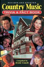 Country Music Trivia & Fact Book by Couch, Ernie