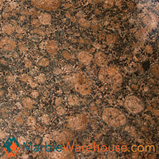 "12""x12"" BALTIC BROWN POLISHED - GRANITE TILE & FLOOR"