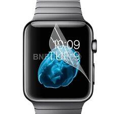 X 3 invisible avant écran protecteur militaire de bouclier pour Apple Watch 42mm