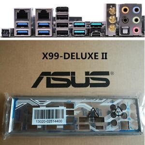 1pc new Original   I/O IO SHIELD X99-DELUXE II backplate