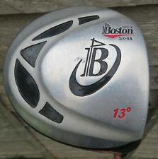 Boston Golf Hybrid-88 Driver Golf Club Very Good Condition