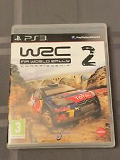 WRC 2 World Rally Championship 2  PS3 Playstation 3 Game original case complete
