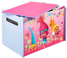 Worlds Apart Kids Trolls Toy Box , Childrens Bedrooms Storage Chest By HelloHome