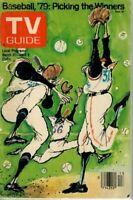 Vintage TV Guide March 31-April 6 1979 Baseball Picking the Winners