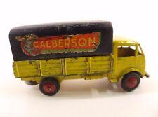 dinky F 25JJ camion Ford bâché Calberson peu fréquent repeint