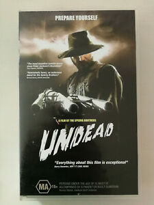 Undead VHS A Film by the Spierig Brothers Cult Classic