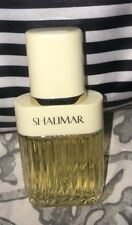 Vintage Very RARE Shalimar 1. oz 30 ml Cologne Spray UNUSED Guerlain OLD FORMULA