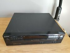 New listing Sony 5 Disc Cd Player Cdp-C345