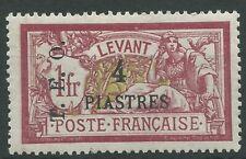 Syrien Syria 1919 */MLH Mi.109 Freimarken Definitives Frankreich France [st5013]