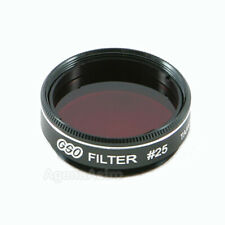 "GSO 2"" Color / Planetary Filter - #25 Red"