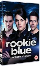 Rookie Blue: Season 5 - Volume 1 [DVD]