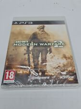 Call Of Duty Modern Warfare 2 PLAYSTATION 3 PS3 - Neu VGA / Ukg Bereit Etui