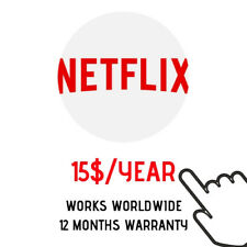 ➡️ Netflix with Warranty [INSTANT DELIVERY]