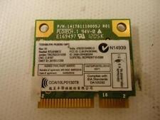 Toshiba Satellite M35X-S3491 Intel 802.11b/g Mini-PCI WiFi Drivers for Windows 7