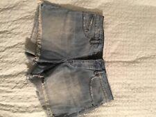 Volcom Stoned Short Womens Size 9 Denim Jean Shorts