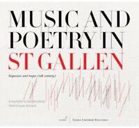 Various Artists - Music & Poetry in Saint Gallen / Various [New CD]