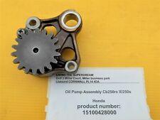 HONDA CB250RS RSA RSZ DELUXE - ORIGINAL FIT OIL PUMP P/N 15100428000
