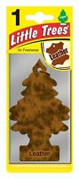 6 X Magic Tree Little Trees Car Home Air Freshener Scent Leather