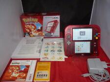 2DS Console Nintendo 2DS Pokemon  Versione Rosso Edition – N2DS PAL ITA