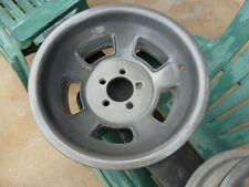 """Halibrand 15"""" x 6 """" magnesium wheels Willys Anglia Gasser 32 Roadster"""