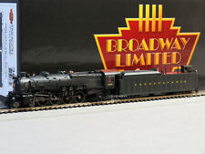BROADWAY LIMITED N SCALE PRR M1A 4-8-2 STEAM ENGINE 6766 Paragon3 SOUND 3635 NEW