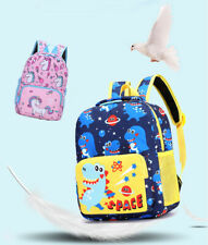 Kid Girls Boys Cute Cartoon Unicorn Backpack Kindergarten Rucksack School Bag