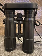 Zeiss 7x42B GA T*P Dialyt Binoculars with original strap, rainguard and case