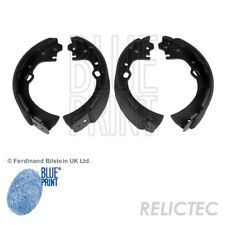 Rear Brake Shoe Set for Nissan:CARAVAN,URVAN,PICK UP,NV350,NP300,ELGRAND,TRADE